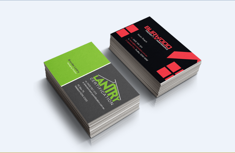 Thermography business cards express printing inc thermography business cards reheart Image collections